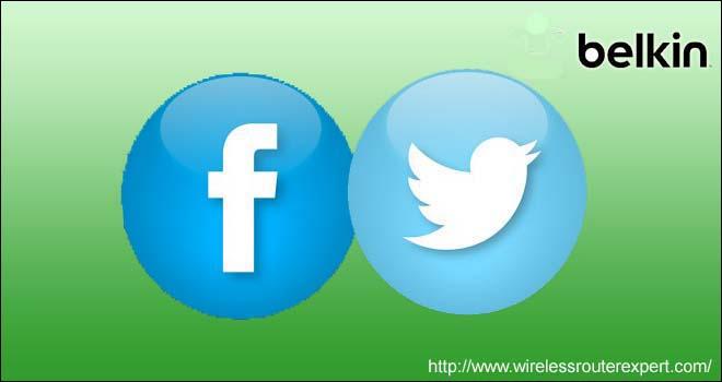 facebook-and-twitter-belkin-support