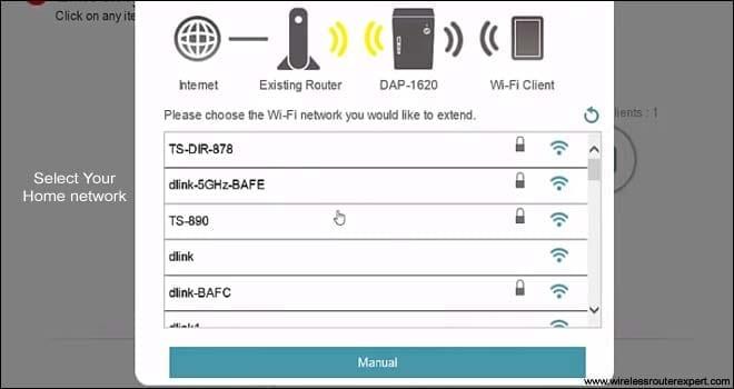 Home Wifi Range Extender