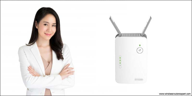 How to Setup D-link Range extender | http://dlinkap.local