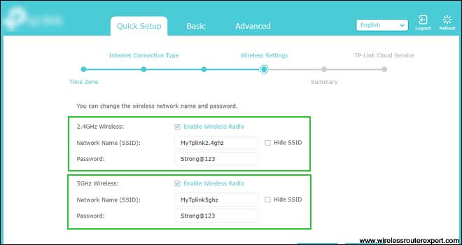 Setup-network-connection-in-tplink